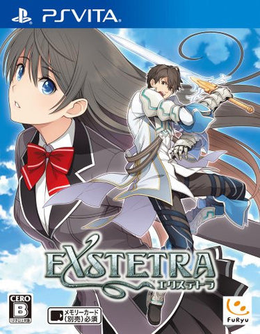 Image for Exstetra