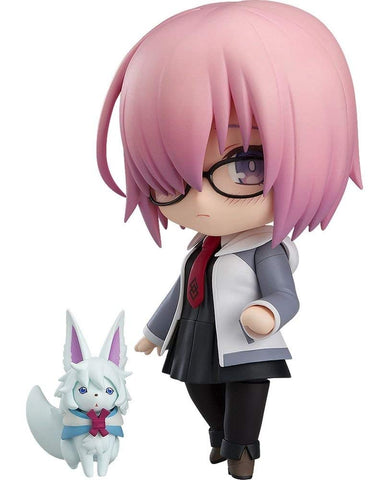 Fate/Grand Order - Fou - Mash Kyrielight - Nendoroid #941 - Casual ver., Shielder (Good Smile Company)