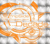 Thumbnail 1 for Decade / fripSide [Limited Edition]