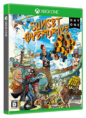 Image for Sunset Overdrive [Day One Edition]