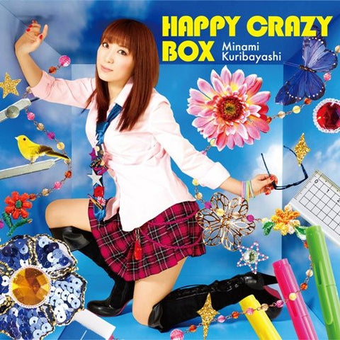 Image for HAPPY CRAZY BOX / Minami Kuribayashi [Limited Edition]