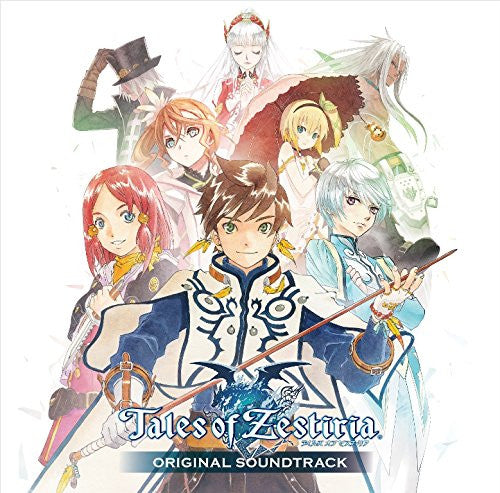 Image 1 for Tales of Zestiria Original Soundtrack