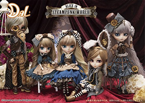 Image 3 for Dal D-155 - Pullip (Line) - 1/6 - Alice In Steampunk World (Groove)