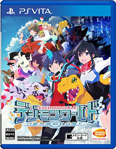Image for Digimon World: Next Order