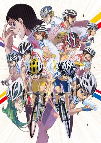 Image for Vol.13|Yowamushi Pedal
