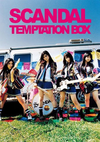 Image for TEMPTATION BOX / SCANDAL [Limited Edition]