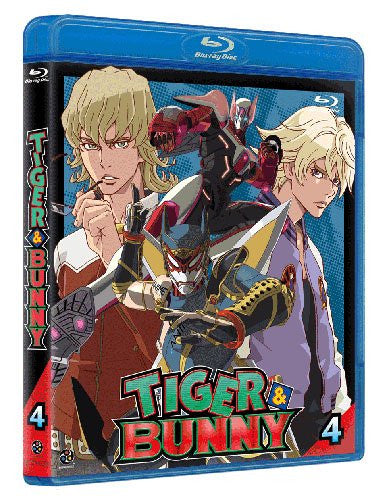 Image 1 for Tiger & Bunny 4