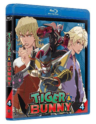 Image for Tiger & Bunny 4