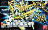 Thumbnail 3 for Gundam Build Fighters Try - SD-237S Star Winning Gundam - HGBF - SDBF (Bandai)