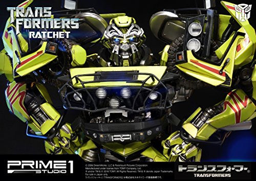 Image 9 for Transformers (2007) - Ratchet - Museum Masterline Series MMTFM-13 (Prime 1 Studio)