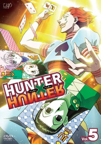 Image for Hunter x Hunter Vol.5