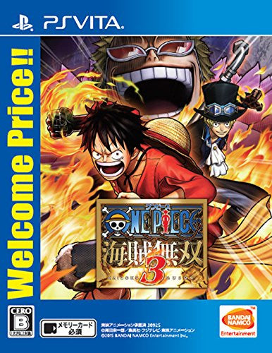 Image 1 for One Piece: Kaizoku Musou 3 (Welcome Price!!)