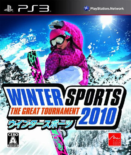 Image 1 for Winter Sports 2010: The Great Tournament