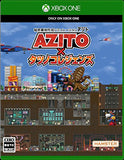 Azito x Tatsunoko Legends - 1