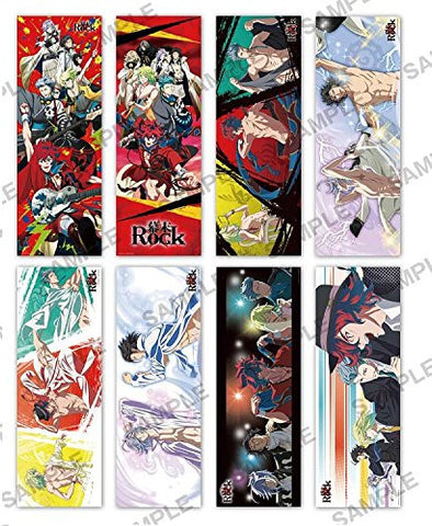 Image for Bakumatsu Rock - Okita Souji - Hijikata Toshizou - Bakumatsu Rock Long Poster Collection - Poster (Media Factory)