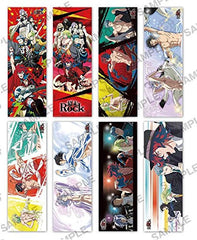Bakumatsu Rock - Okita Souji - Hijikata Toshizou - Bakumatsu Rock Long Poster Collection - Poster (Media Factory)