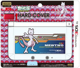 Thumbnail 2 for Pocket Monsters Hard Cover for Nintendo 3DS LL (Mewtwo)