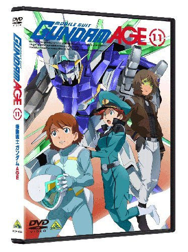 Image 2 for Mobile Suit Gundam Age Vol.11