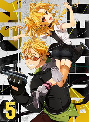 Image 1 for Black Bullet Vol.5 [Limited Edition]