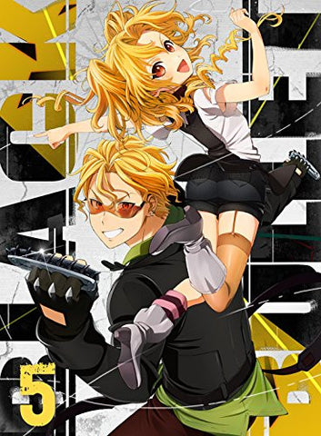 Image for Black Bullet Vol.5 [Limited Edition]