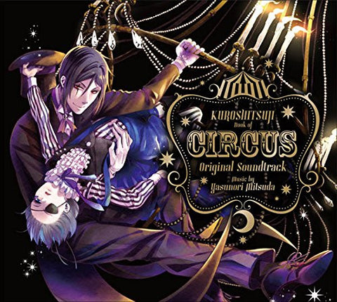 Image for Kuroshitsuji Book of Circus Original Soundtrack