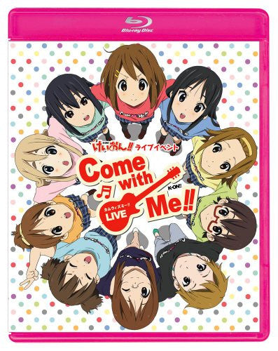 Image 1 for K-ON! K-ON! Live Event - Come With Me! [Limited Edition]