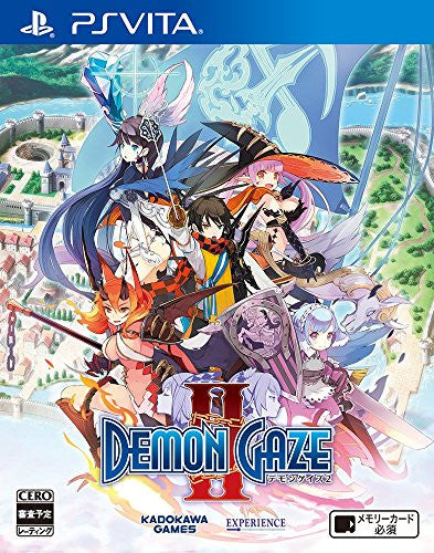 Image 1 for Demon Gaze II