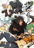 Thumbnail 1 for Senran Kagura Burst Crimson Girls Perfect Bible + Illustration Book Burst / 3 Ds