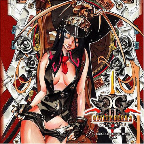 Image 1 for GUILTY GEAR 2 OVERTURE ORIGINAL SOUNDTRACK Vol.2