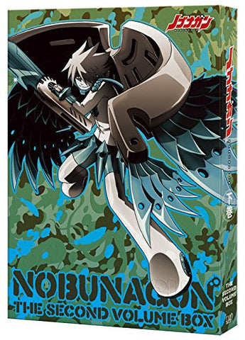 Image for Nobunagan Blu-ray Box Part 2 of 2 [2Blu-ray+CD]