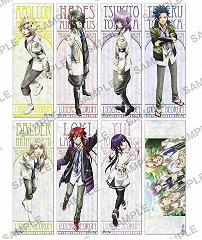 Image for Kamigami no Asobi - Ludere deorum - Balder Hringhorni - Kamigami no Asobi Pos x Pos Collection - Pos x Pos Collection - Stick Poster (Media Factory)