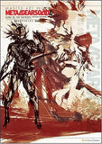 Thumbnail 1 for Metal Gear Solid 4: Guns Of The Patriots Master Art Works