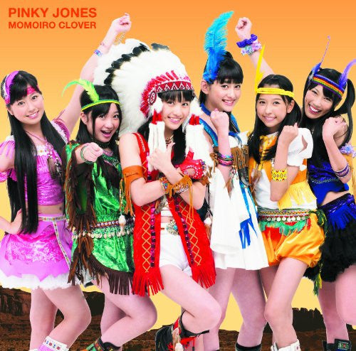 Image 1 for Pinky Jones / Momoiro Clover [Limited Edition]
