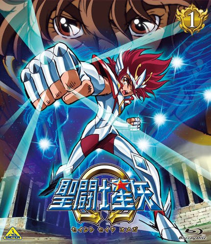 Image for Saint Seiya Omega 1