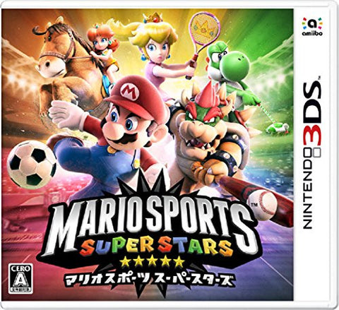 Image for Mario Sports Superstars