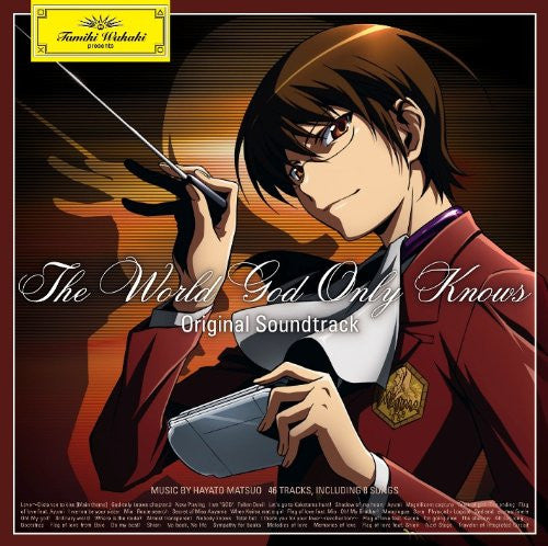 Image 1 for The World God Only Knows Original Soundtrack