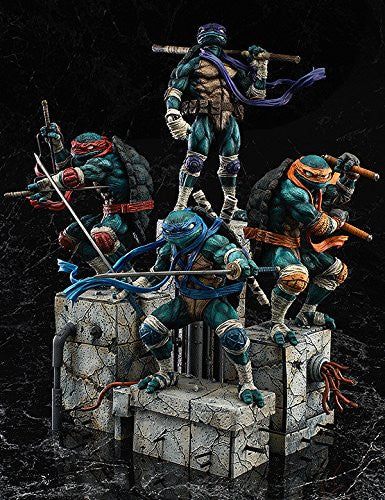Image 2 for Teenage Mutant Ninja Turtles - Leonardo (Good Smile Company)