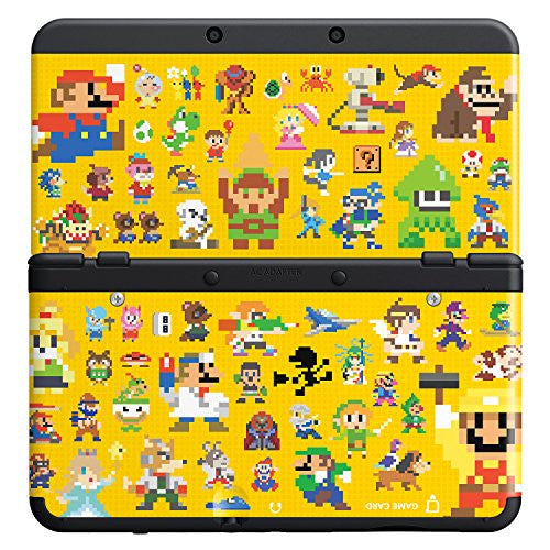 Image 4 for New Nintendo 3DS Cover Plates Pack (Super Mario Maker Design)