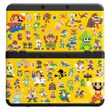 Thumbnail 4 for New Nintendo 3DS Cover Plates Pack (Super Mario Maker Design)
