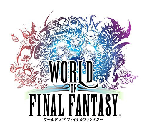 Image 1 for World of Final Fantasy