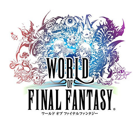 Image for World of Final Fantasy