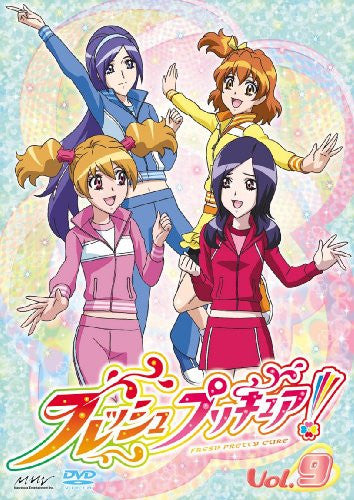 Image 1 for Fresh Pretty Cure Vol.9