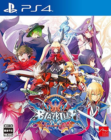 Image for Blazblue Centralfiction