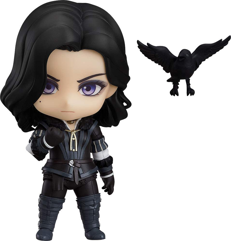 The Witcher 3: Wild Hunt - Yennefer - Nendoroid #1351 (Good Smile Company)