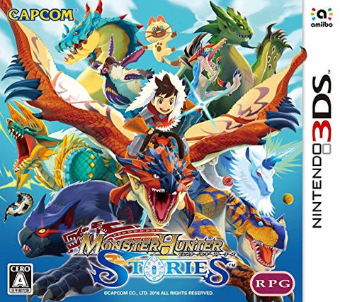 Image for Monster Hunter Stories