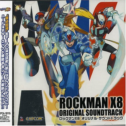 Rockman X8 Original Soundtrack