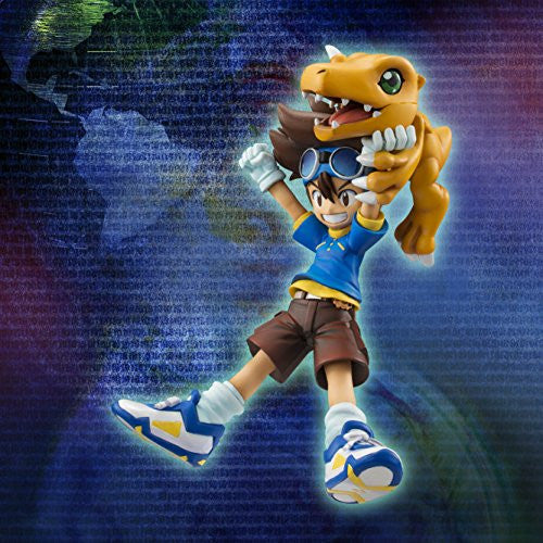 Image 5 for Digimon Adventure - Agumon - Yagami Taichi - G.E.M. - 1/10 - Re-release (MegaHouse)
