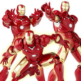 Thumbnail 6 for Iron Man - Iron Man Mark III - Revoltech - Revoltech SFX - 36 (Kaiyodo)