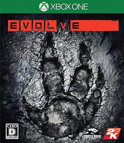 Image for Evolve