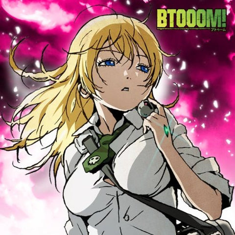 Image for Btooom! - Himiko - Mini Towel (ACG)